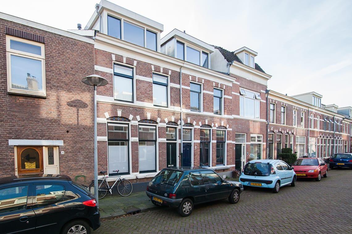 Utrecht, Bollenhofsestraat.