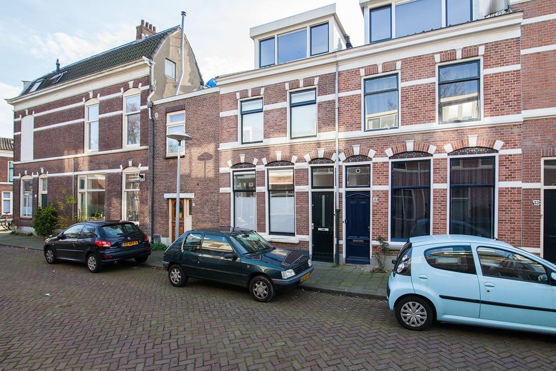 Utrecht bollenhofsestraat. van luttikhuizen.