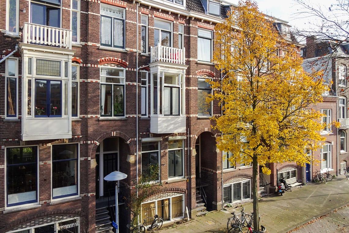 Utrecht, Justus van Effenstraat.