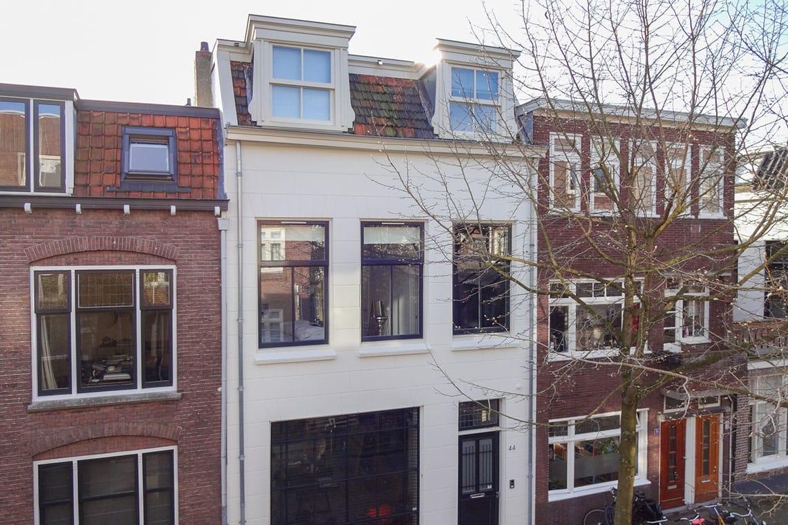 Utrecht, M.H. Trompstraat.